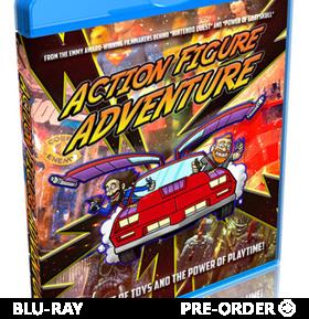 Action Figure Adventure Season 1 Blu-Ray