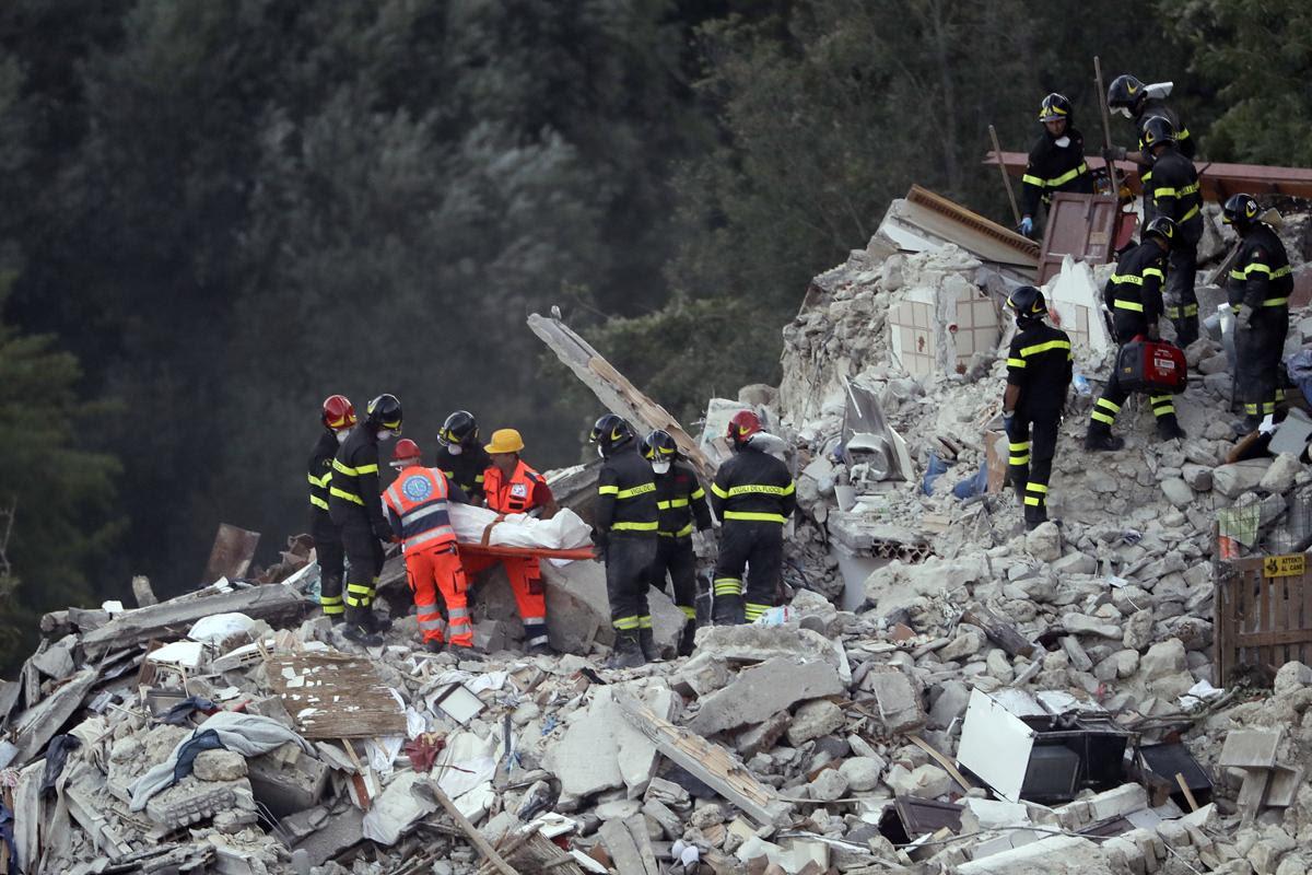 cf5af375ad0242258998d6f659355f4c cf5af375ad0242258998d6f659355f4c 0 - A 6.2 earthquake rattles Italy