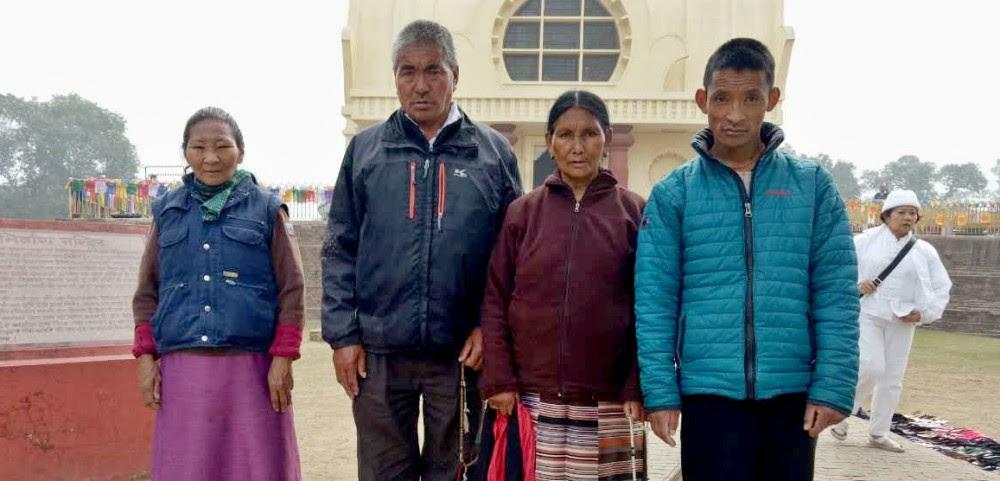 Tibeťané na Kalachakře