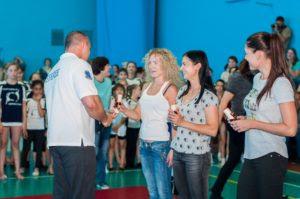 Новости Днепра про О родительском участии в спортивной жизни ребенка
