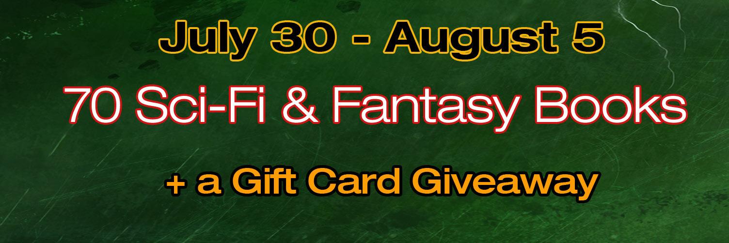 Free Sci-Fi and Fantasy Ebooks