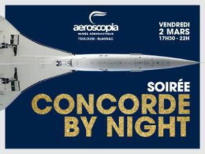 Soirée Concorde