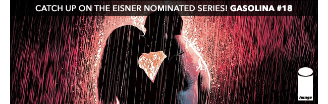 Catch up on the Eisner Nominated Series!