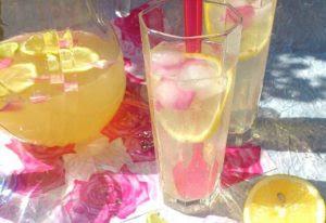 rozsas limonade