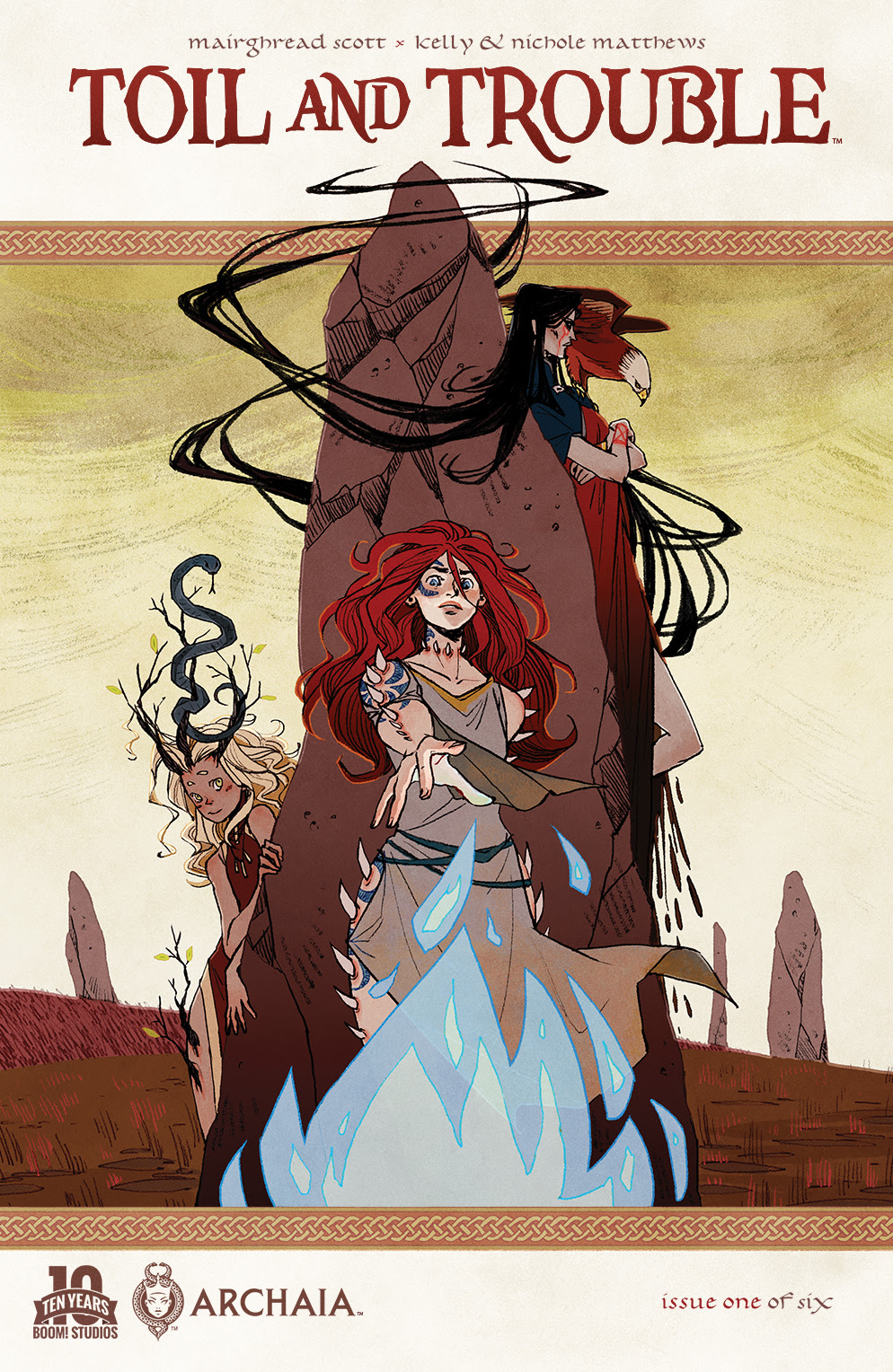 Toil and Trouble Main Cover