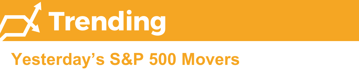 Trending & Movers