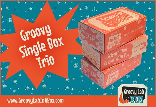 Groovy Single Box Trio