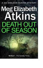 Death Out of Season by Meg Elizabeth Atkins
