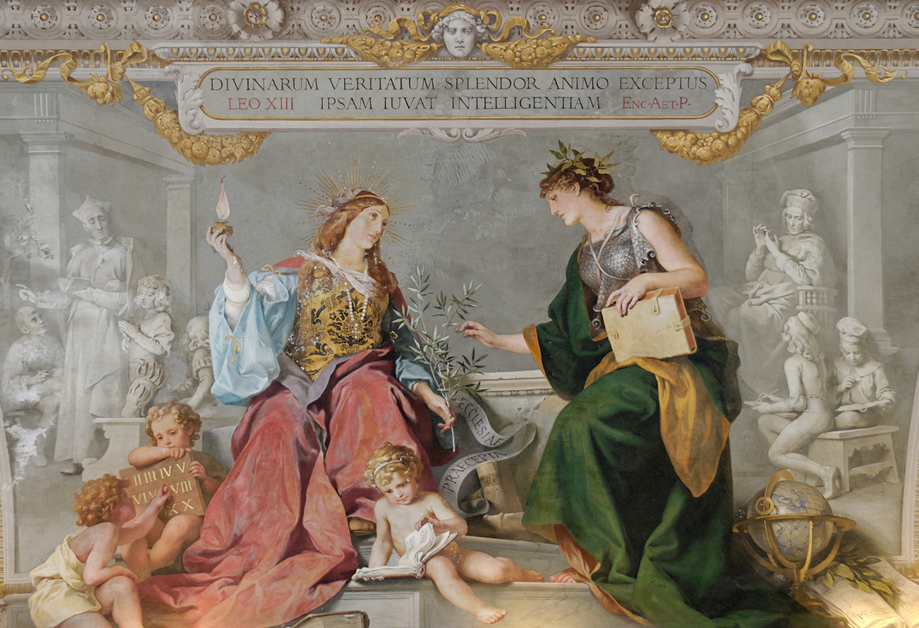 https://upload.wikimedia.org/wikipedia/commons/4/4b/Faith_Reason_Seitz_Galleria_dei_Candelabri.jpg