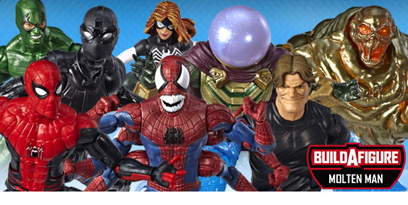 SPIDER-MAN LEGENDS WAVE 10