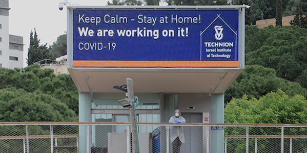Keep calm — Stay at Home! We are working on it!!