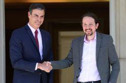 Pedro Sánchez se abre a incorporar a miembros de Unidas Podemos al Consejo de Ministros