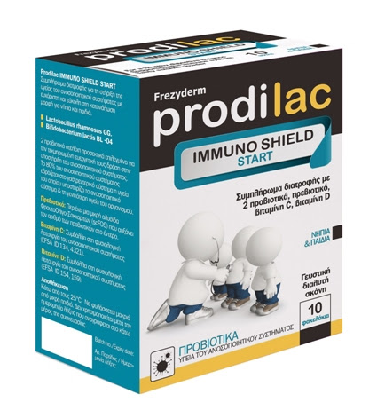 prodilac immuno shield start box