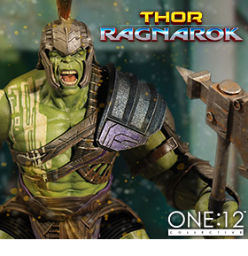THOR: RAGNAROCK ONE:12 COLLECTIVE HULK