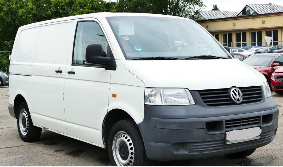 Do 26.7.2020 Aukce vozidla Volkswagen Transporter 1.9 TDI. Vyvolávací cena 35.000 Kč, ➡️ ID732378