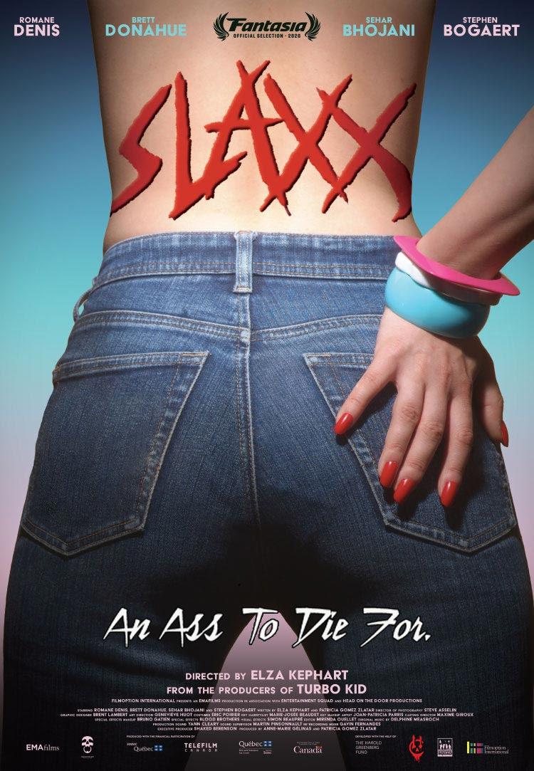 SLAXX poster