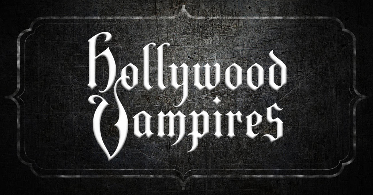 Official Hollywood Vampire Store